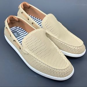 Bass Open Weave Summer Loafers